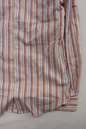 Solandrino Multicolor Stripe Cutaway ORANGE X YELLOW (3)