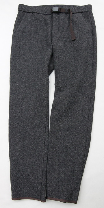 coochucamp Happy Slacks Pants GREY Tweed (2)