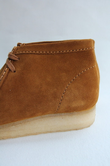 Clarks Wallabee Boot BRONZE (7)