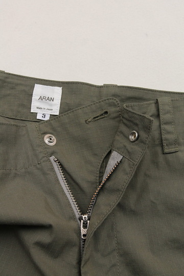ARAN Field Shorts CT Rip OLIVE (2)