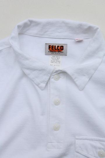 FELCO Pocket Polo WHITE (3)