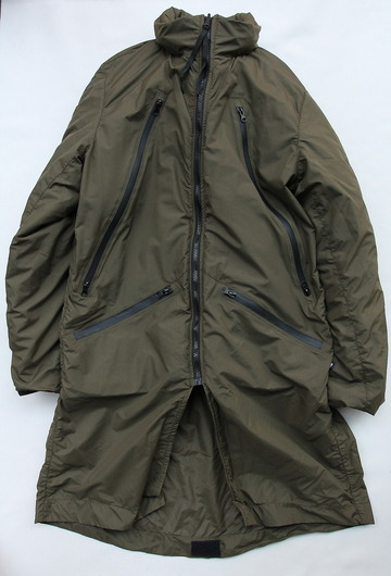 RIOT DIVISION Short Jacket to Parka GREEN (9)