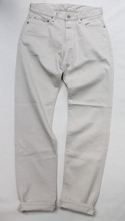 Empire & Sons 5Pocket Straight Taperd Pique Pants SAND BEIGE (2)