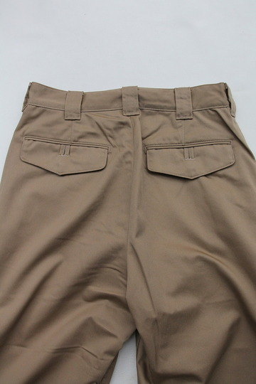 Le Ciel de Harriss Loose Fit Pants BEIGE (3)