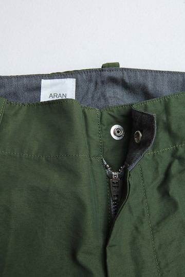 ARAN 6040 Shorts OLIVE (5)