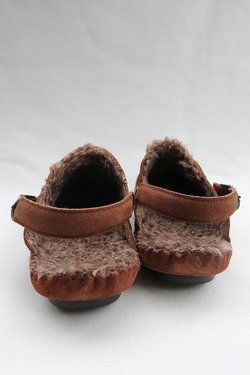Soft Walk Mouton Clog M BROWN (6)