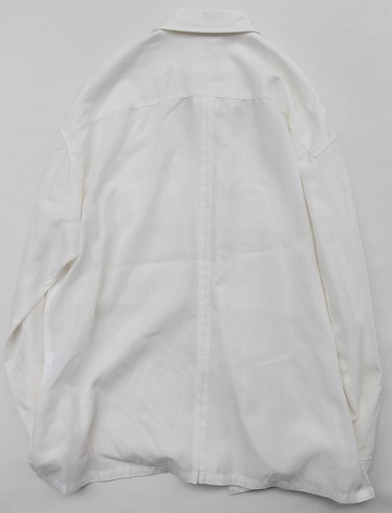Leciel de Harriss C&C LS Shirt WHITE (5)