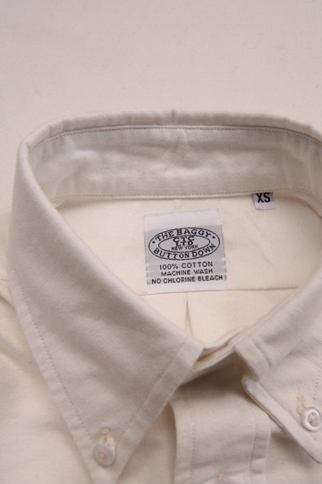 THE BAGGY Oxford BD WHITE (5)