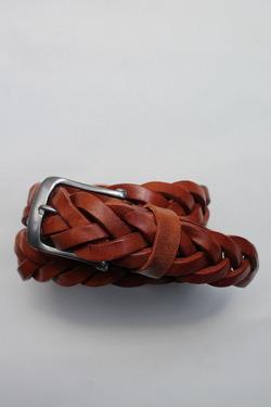 Halcyon Mesh Leather Belt