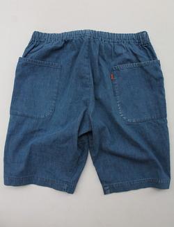 NOUN Spindle Shorts INDIGO (5)