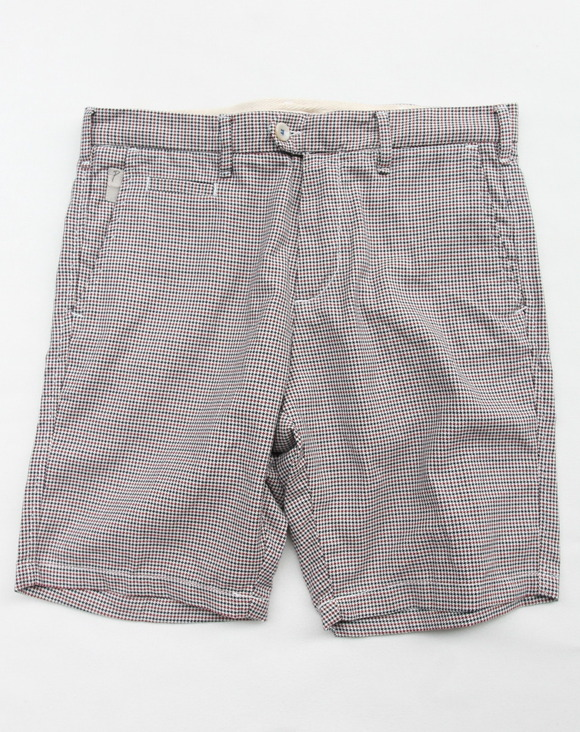 Perfection Hound's Tooth Shorts