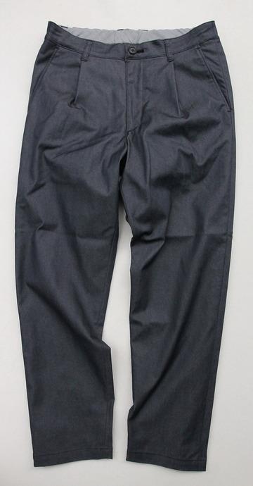 Harriss Stetch TC Denim 1 Tapered Pants NAVY (5)