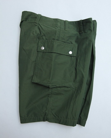 ARAN 6040 Shorts OLIVE (2)