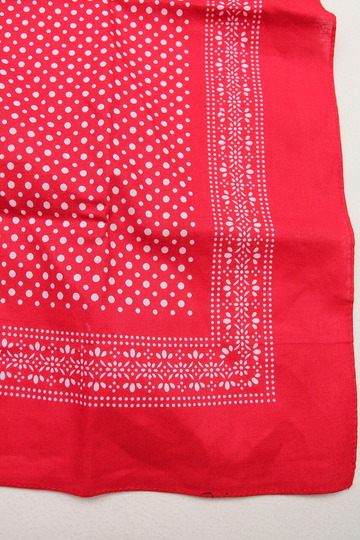 modas Dot Bandana RED (3)