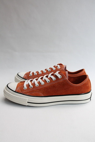 CONVERS CT 70 Lo Suede ORANGE (4)