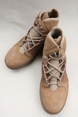 "Soft Walk ""Combat Boots BEIGE (3)"