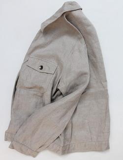 RICEMAN Work Shirt Jacket OATMEAL (6)