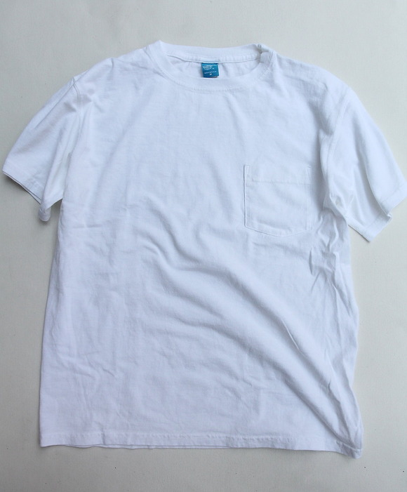 Goodon SS Pocket Tee WHITE