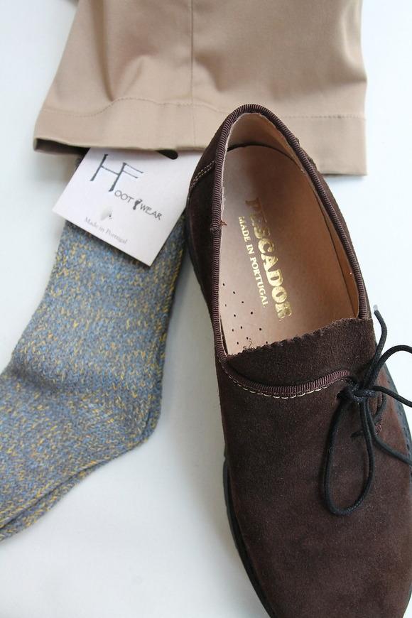 H Footwear Chine GREY