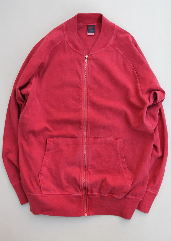 Goodon Zip Tee Jkt P F RED