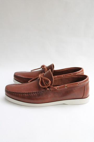 OCEANUS Leather Washed Shoes CAGNAK (5)