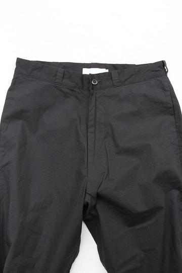 RICEMAN Tapered Pants BLACK (3)