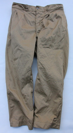 60' FRANCE MILITARY Deadstock Chino Pants (5)