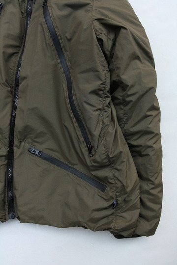 RIOT DIVISION Short Jacket to Parka GREEN (4)