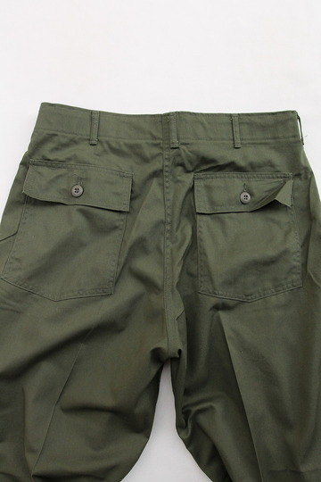 Deadstock US ARMY Utility Durable Press Pants (4)