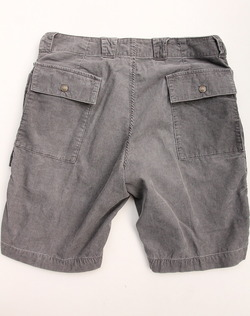 ARAN MCP Shorts Cord GREY (5)
