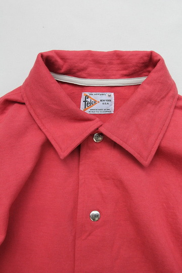 Felco Coach Jacket Supper Hard Jersey FADED RED (2)