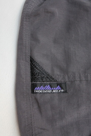 Thousand Mile Wall Shorts CHARCOAL (3)