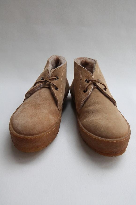 Puto Pigro Mudguard Chukka Boots (2)