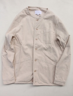 KESTIN HARE Neist Overshirt Cord WINTER WHITE (2)