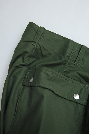 ARAN 6040 Shorts OLIVE (4)