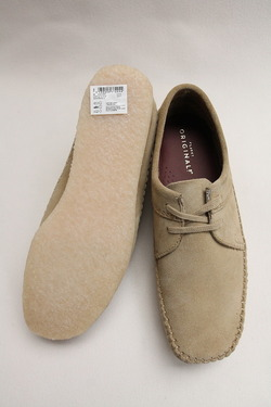 Clarks Weaver MAPLE Suede (7)