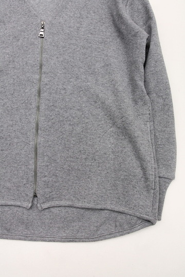 MAXOU CW Zip Cardigan GREY (3)