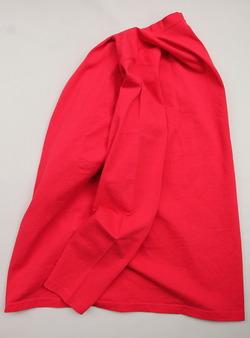 Goodon Tee Cardigan RED (4)