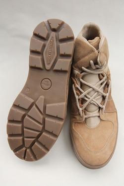 "Soft Walk ""Combat Boots BEIGE (5)"