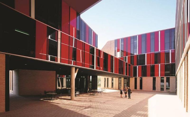 St. Edward's University Dorms,