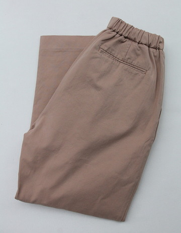 CEASTERS Twill Easy Trousers BEIGE