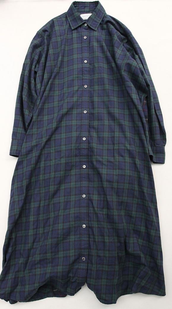 Harriss Tartan Plaid Shirt Dress