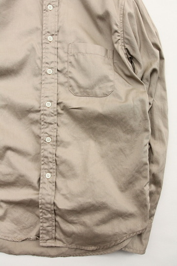 Nepenthes New York Twill BD KHAKI (4)