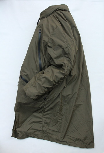 RIOT DIVISION Short Jacket to Parka GREEN (10)