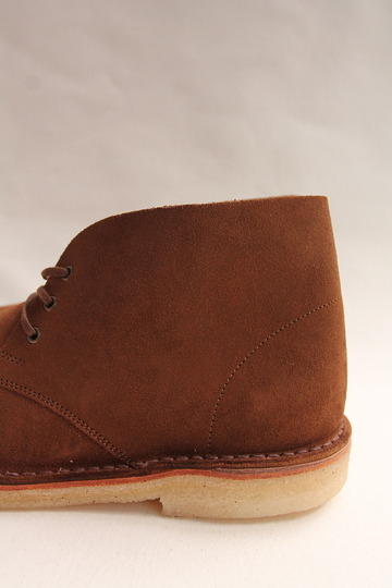 Crown Northampton Desert Boot SNUFF (9)