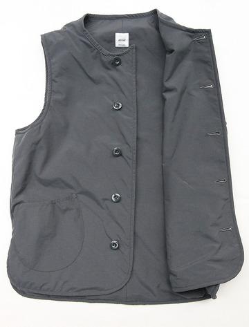 ARAN Vest GREY (4)