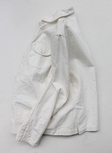 Ouvert RC Work Jacket WHITE (6)