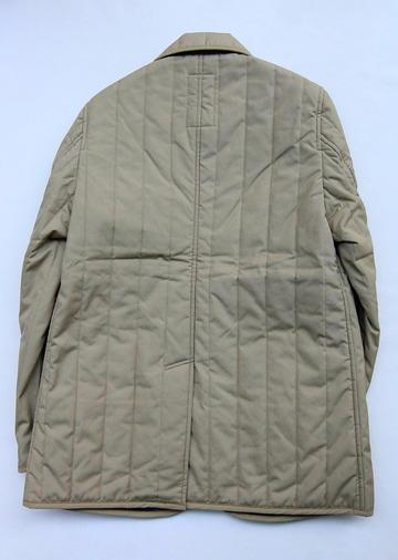 Mighty Mac Quilt Jacket BEIGE (6)