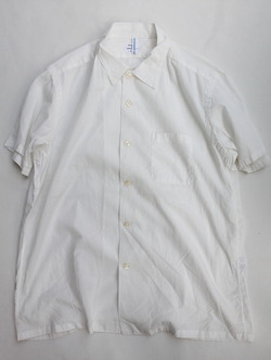 NOUN CT SS Shirt WHITE