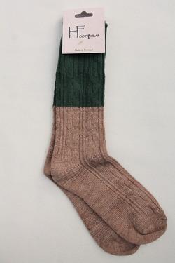 H Footwear Regiment GREEN x BEIGE (3)